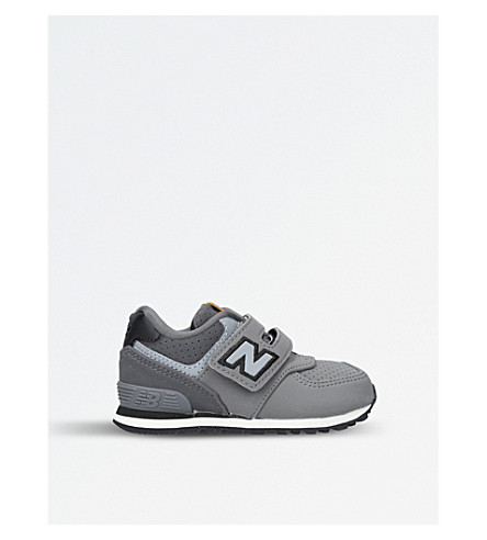 NEW BALANCE 574 trainers 2-5 years (Grey