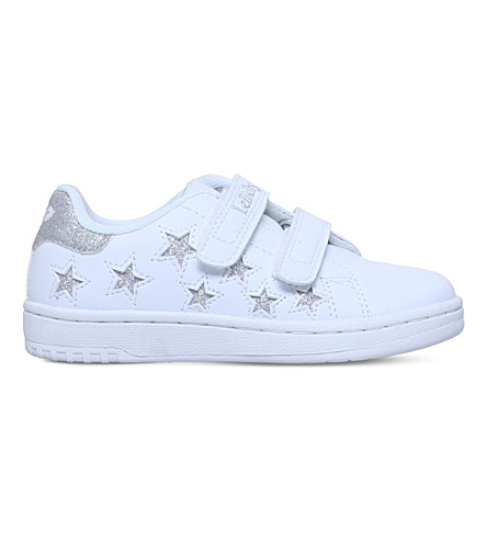 LELLI KELLY Star low-top trainers 7-12 years (White