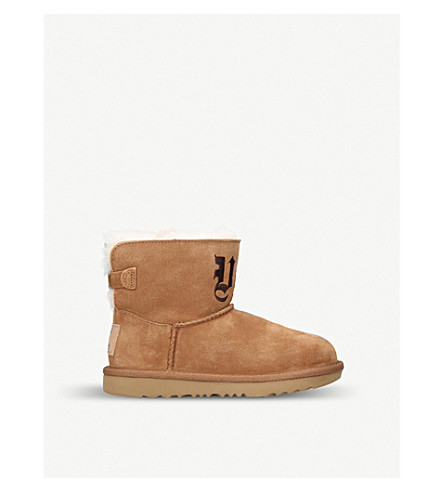 UGG Jeremy Scott Ugg Life mini (Brown/oth