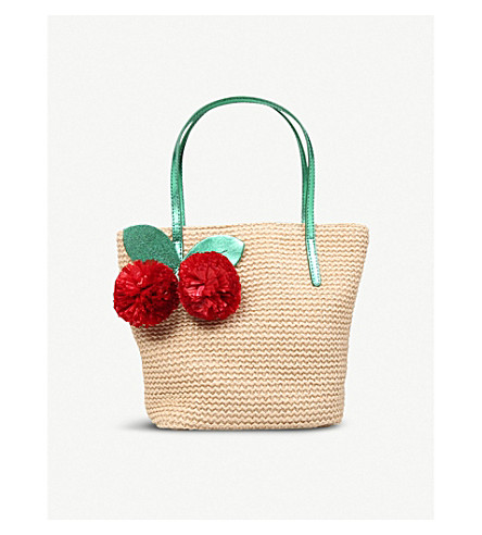 MINI MISS KG Very Cherry Tote bag (Mult/other