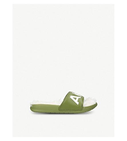 AKID Aston pool slides (1-8 years) (Green