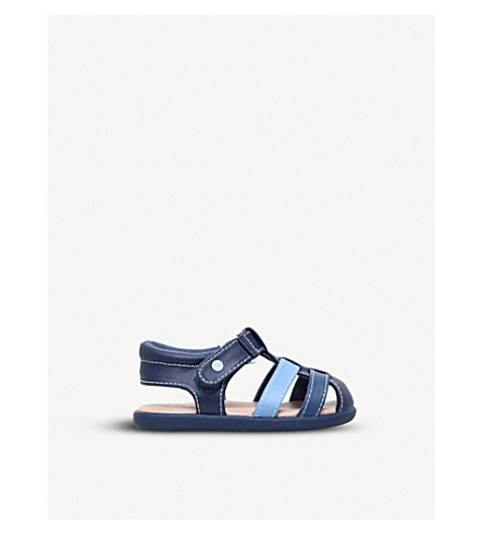 UGG Kolding leather sandals 6 months-3 years (Navy