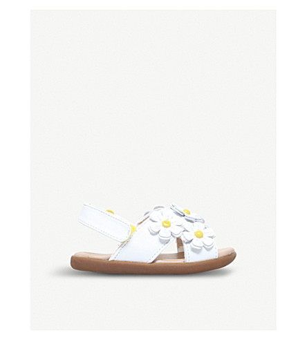 UGG Allairey daisy sandals 6 months-3 years (White