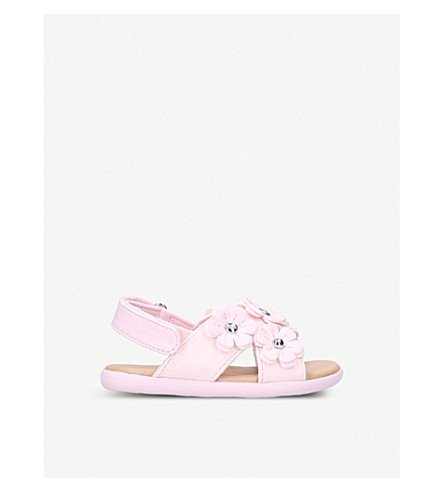 UGG Allairey Sparkle sandals 6 months-3 years (Pale+pink