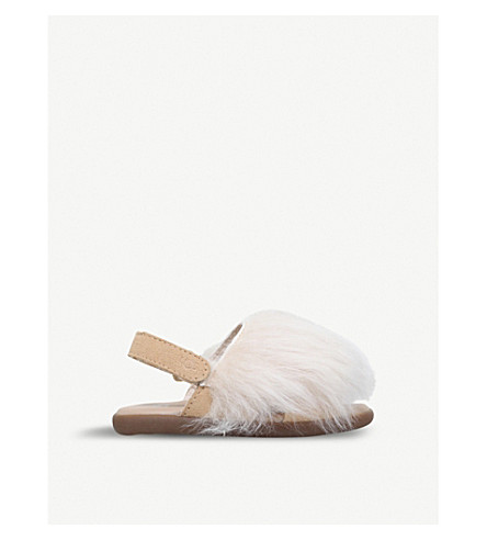 UGG Holly suede sandals 6 months-3 years (Brown