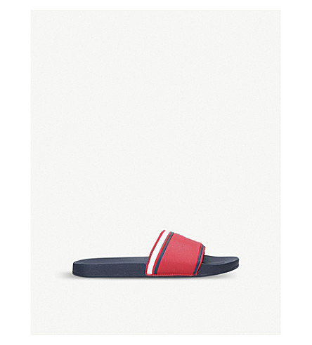 POLO RALPH LAUREN Quilton slides (7-9 years) (Red