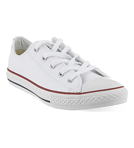 CONVERSE Chuck Taylor All Star trainers 6-9 years (White