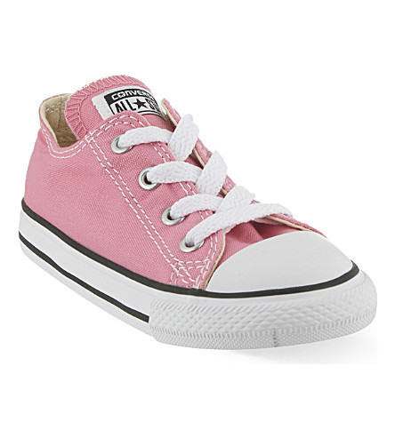CONVERSE Chuck Taylor All Star trainers 2-7 years (Pink