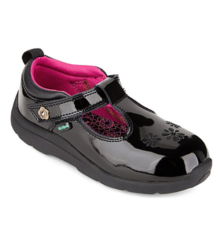 KICKERS Moakie T shoes 3-5 years (Black