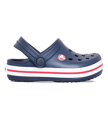 CROCS Crocband clogs 6 months - 9 years (Navy