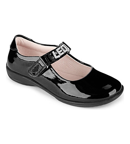 LELLI KELLY Nicole patent-leather shoes (Black