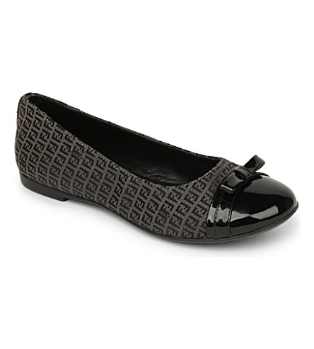 FENDI Ballerina flats 6-11 years (Grey