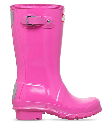 HUNTER Original kids gloss (Fushia