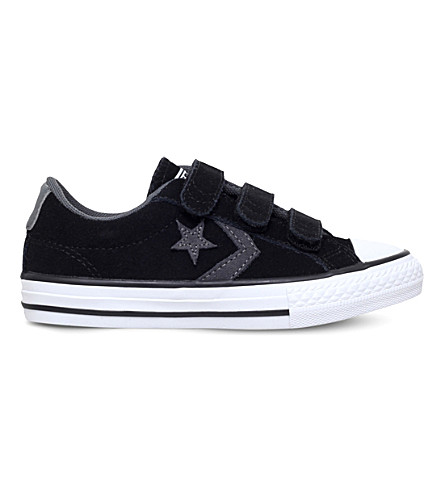 CONVERSE Star Player EV 3V trainers 6-11 years (Black