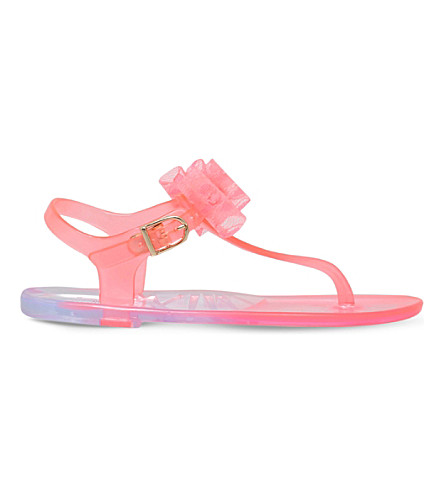 MINI MISS KG Jellybean jelly sandals 5-7 years (Pink