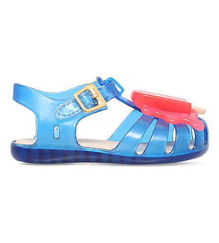 MINI MELISSA Aranha Lollypop jelly sandals 6 months - 5 years (Blue
