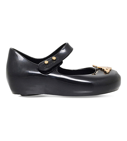MINI MELISSA Vivienne Westwood Ultragirl jelly shoes 6 months - 5 years (Black