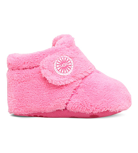 UGG Bixbee I terry-cloth slippers 0-12 months (Pink