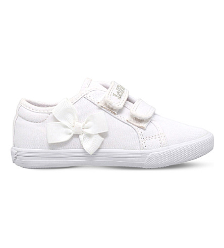 LELLI KELLY Lily canvas pumps 3-9 years (White