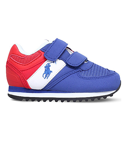 POLO RALPH LAUREN Slaton ez trainers 2-5 years (Blue+other