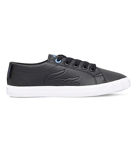 LACOSTE Marcel 116 trainers 6-8 years (Black