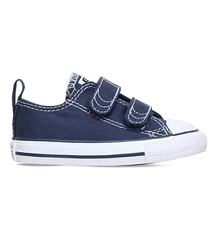 CONVERSE Chuck Taylor All Star low trainers 2-4 years (Navy