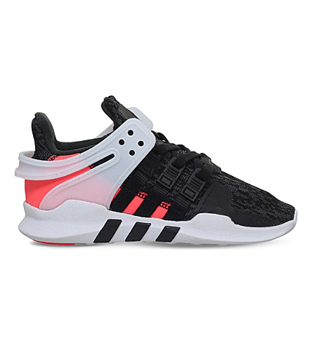 ADIDAS EQT support ADV mesh trainers 5-8 years (Blk/other