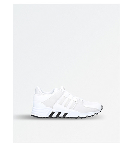 ADIDAS EQT support junior trainers (White