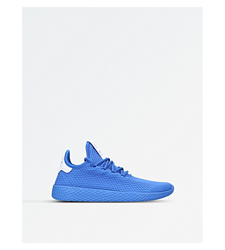 ADIDAS Pharrel Williams Tennis HU mesh trainers (Blue