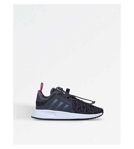 ADIDAS X-plr leather trainers (Grey