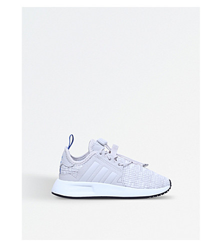 ADIDAS X-plr leather trainers (Grey/light