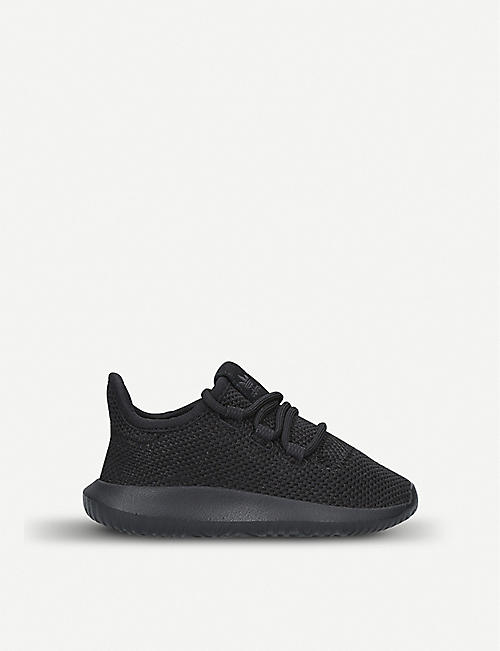 ADIDAS Tubular Shadow knitted-mesh trainers 6 months - 5 years