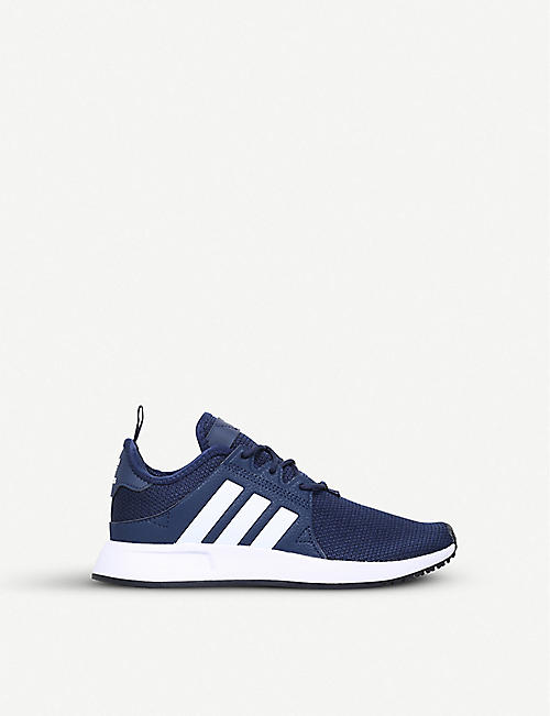 ADIDAS X_PLR textile knit trainers 9-10 years