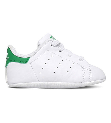 ADIDAS Stan Smith leather trainers 0 months-2 years (White/oth