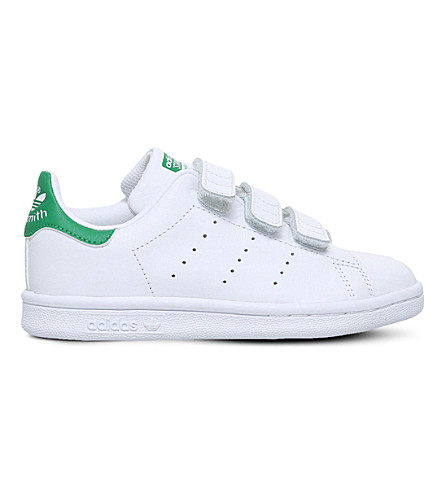 ADIDAS Stan Smith leather sneakers 4-9 years (White