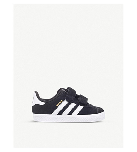 ADIDAS Gazelle suede trainers 2-5 years (Black