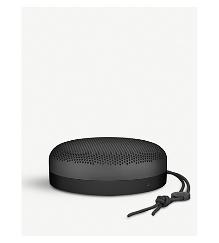 B&O PLAY BY BANG & OLUFSEN Beoplay A1 portable bluetooth speaker (Black