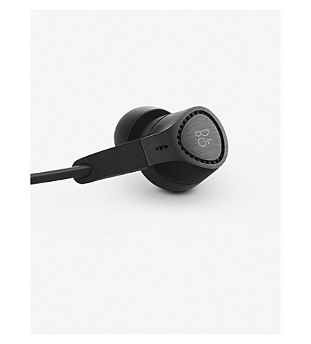 B&O PLAY BY BANG & OLUFSEN Beoplay E4 noise cancellation in-ear headphones (Black