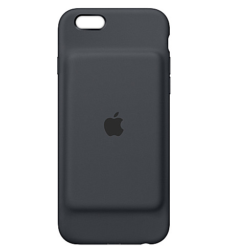 APPLE iPhone 6/6s smart battery case charcoal grey (Charcoal+gray