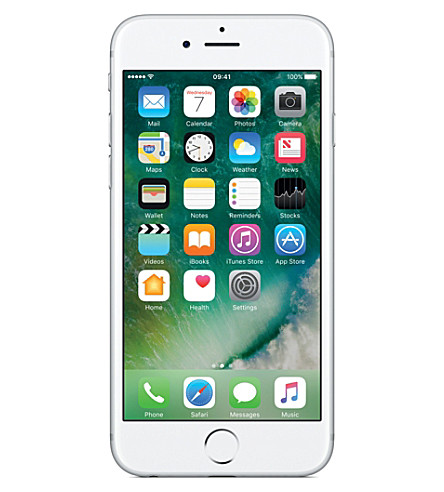 APPLE iPhone 6s Plus 32GB silver (Silver