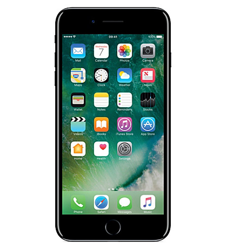 APPLE iPhone 7 Plus 256GB jet black (Jet+black