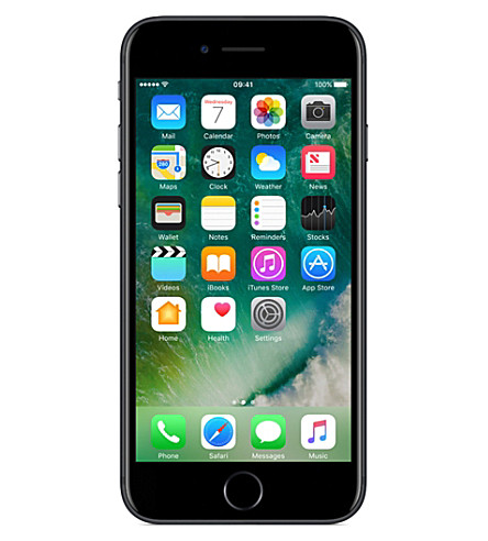 APPLE iPhone 7 32GB black (Black