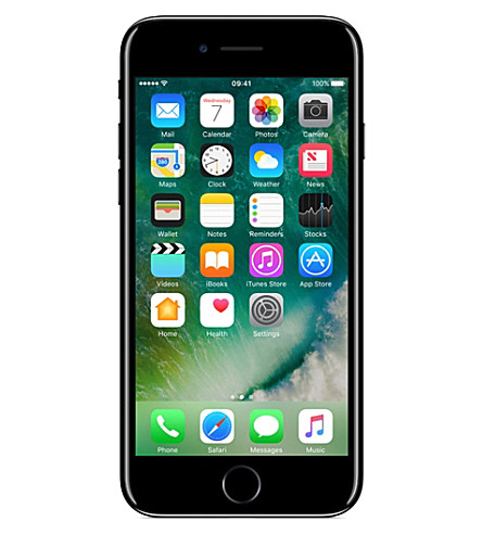 APPLE iPhone 7 256GB jet black (Jet+black