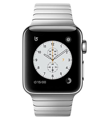 APPLE Series 2 stainless steel 38mm Apple Watch (Silver
