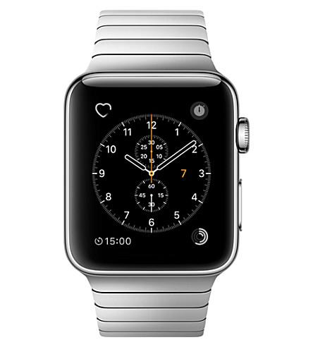 APPLE Series 2 stainless steel 42mm Apple Watch (Silver