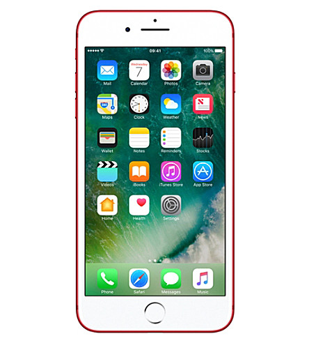 APPLE iPhone 7 Plus 256GB (PRODUCT)RED (Red