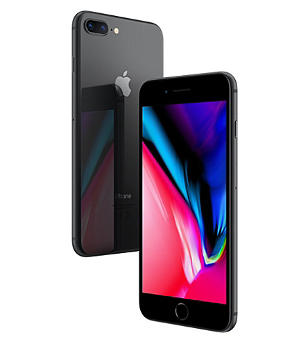 APPLE iPhone 8 plus 64GB space grey (Space+grey
