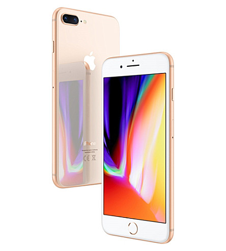 APPLE iPhone 8 plus 256GB gold (Gold