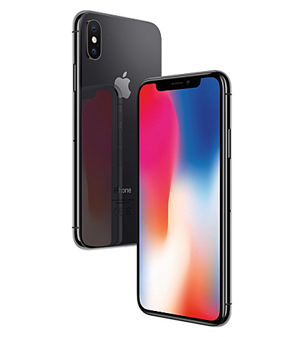 APPLE iPhone X 64GB space grey (Space+grey