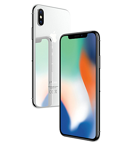 APPLE iPhone X 256GB 银色 (银色